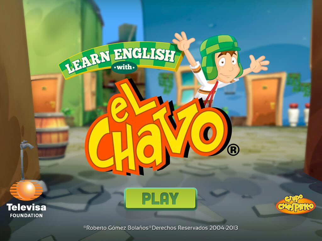 Learn English with El Chavo. - screenshot
