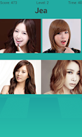 Screenshot of K-Pop Quiz