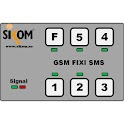 GSM Fixi SMS logo