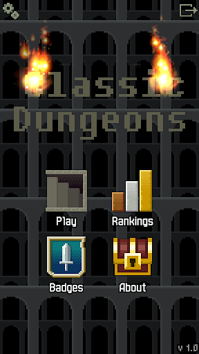 Classic Dungeons New