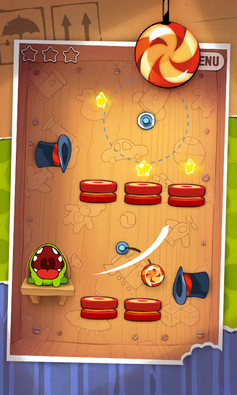 Cut the Rope FULL FREE screenshot #11