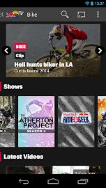 Red Bull TV Screenshot 1