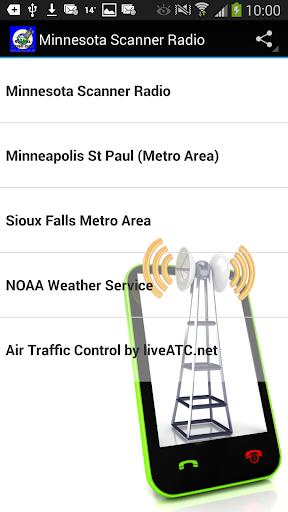 Scanner Radio Minnesota FREE