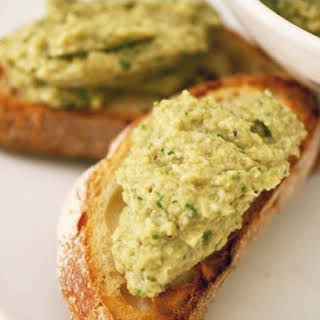 Artichoke and Green Olive Pantry Tapenade.