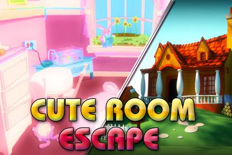 Cute Room Escape - screenshot