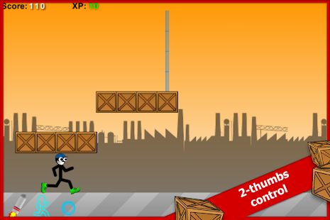 Stick Run Mobile- screenshot thumbnail