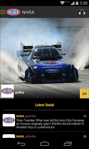 【免費娛樂App】NHRA Mobile Premium-APP點子