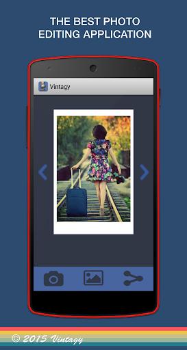 Photo Editor Vintagy
