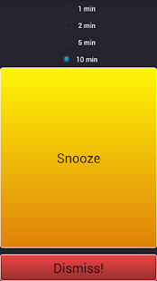 Flash Alarm Clock- screenshot thumbnail