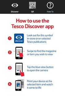 Tesco Discover - screenshot thumbnail