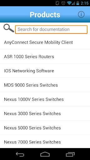 Cisco Tech Docs