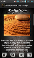 Screenshot of Psychology PRO