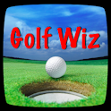 THE Golf App logo