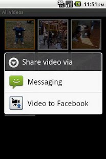 Video to Facebook (Ad-Free)- screenshot thumbnail
