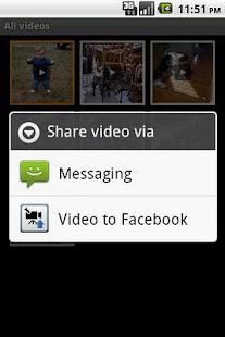 Video to Facebook (Ad-Free) - screenshot thumbnail