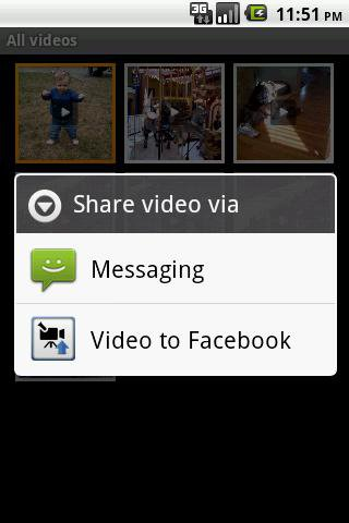 Video to Facebook (Ad-Free)- screenshot