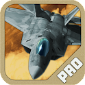 F22 Fighter Desert Storm Pro icon