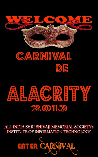 ALACRITY 2013