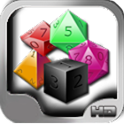 Dice & Dragons D&D 3D AdFree icon