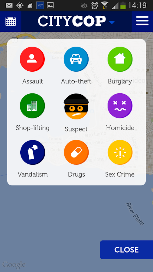 CityCop- screenshot