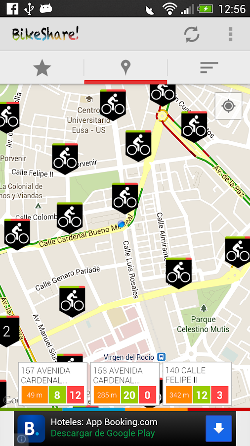 BikeShare!- screenshot