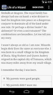 Life of a Wizard - screenshot thumbnail