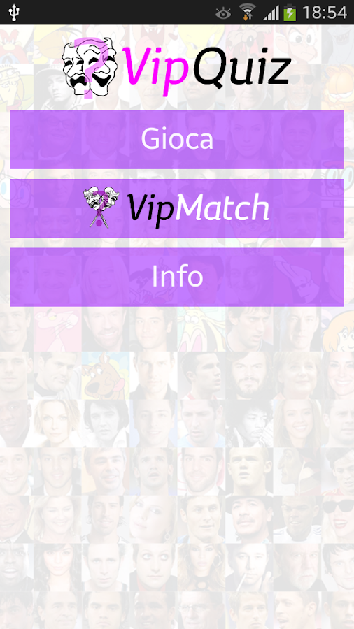VipQuiz- screenshot