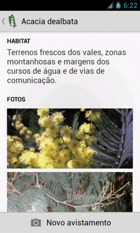 Plantas Invasoras- screenshot