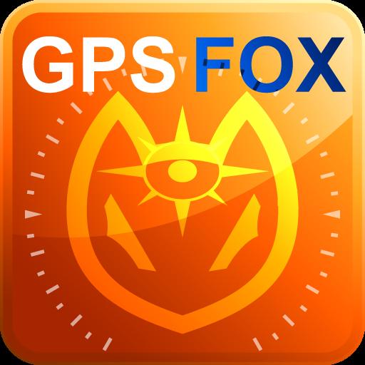 工具のLOCOSYS GPSFox App LOGO-HotApp4Game