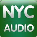 Audio guide New York City logo