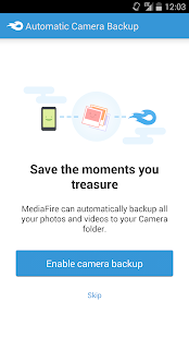MediaFire - screenshot thumbnail