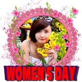 Women Day Photo Frames Collage