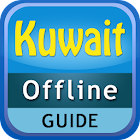 Kuwait City Offline Guide icon