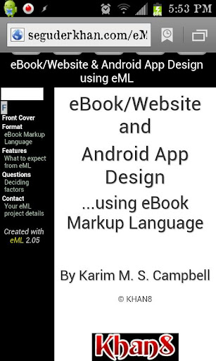 eBook Application Design 4.0