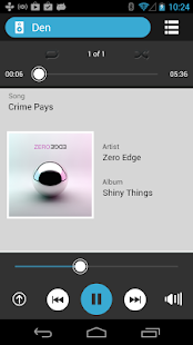 AllPlay Jukebox- screenshot thumbnail