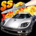 Supercar Shooter Pro icon