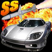 Supercar Shooter Pro