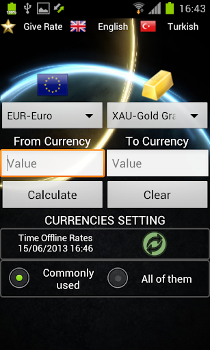 All Currency Converter + Gold