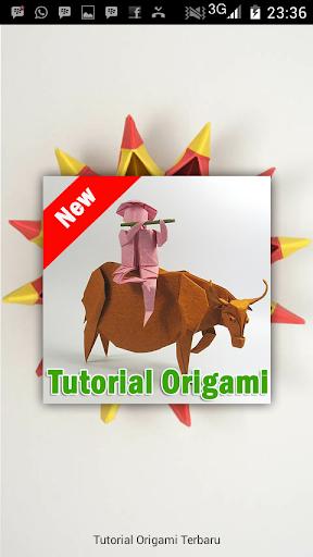 Tutorial Origami Terbaru