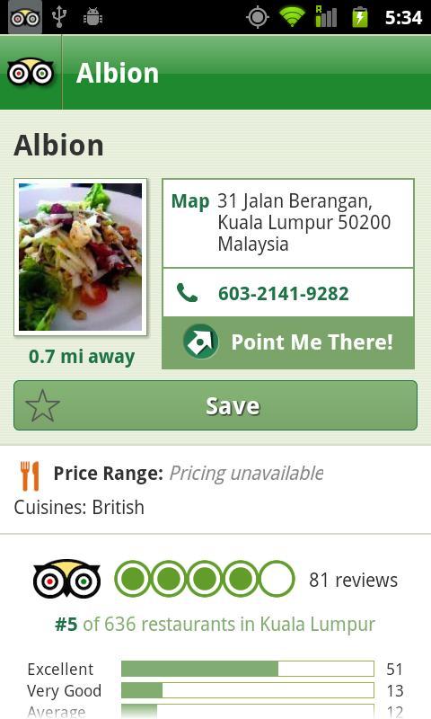 Kuala Lumpur City Guide screenshot #4