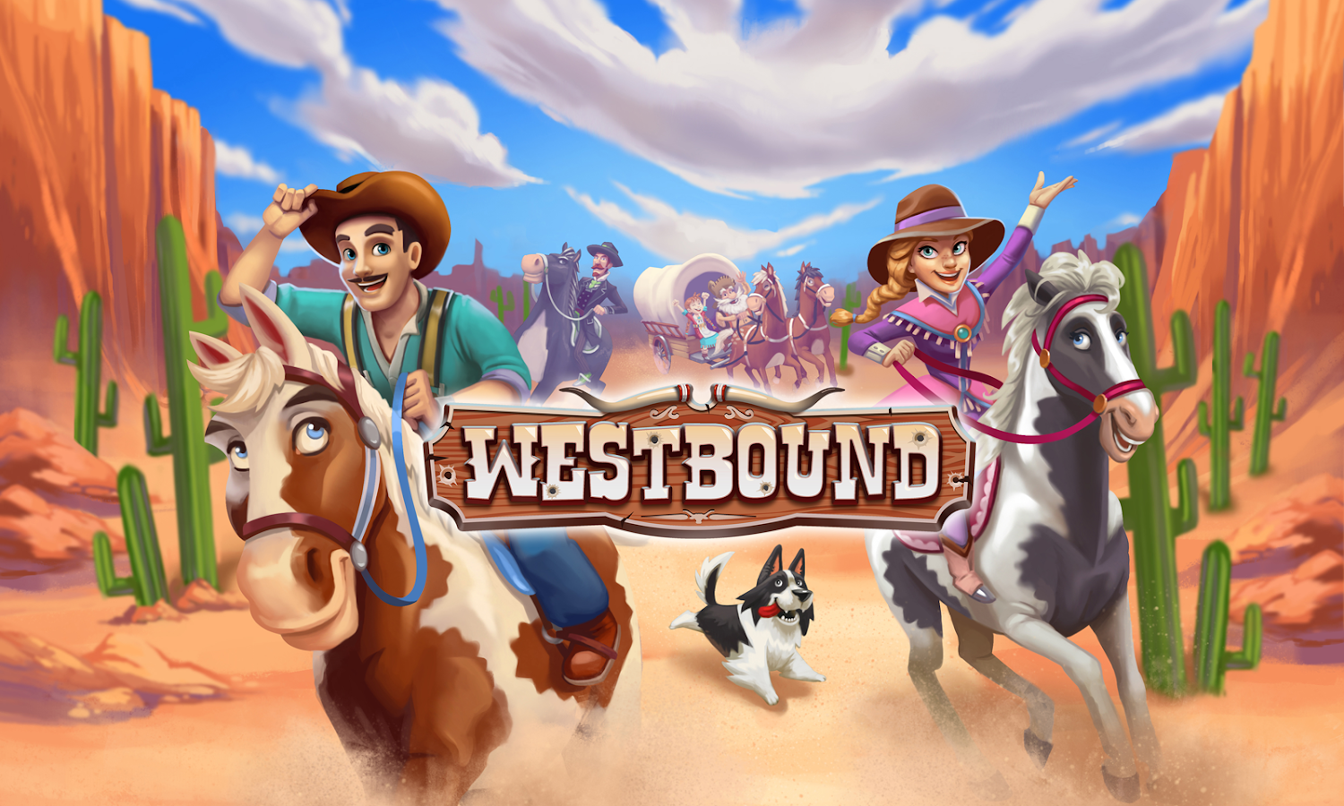 Westbound - screenshot