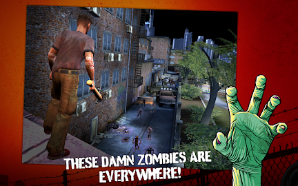 Zombie HQ Screenshot 1