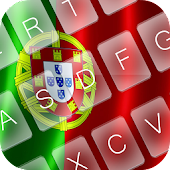 Portuguese Keyboard Theme