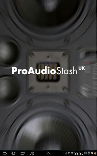 Pro Audio Stash