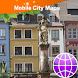 Mulhouse Street Map