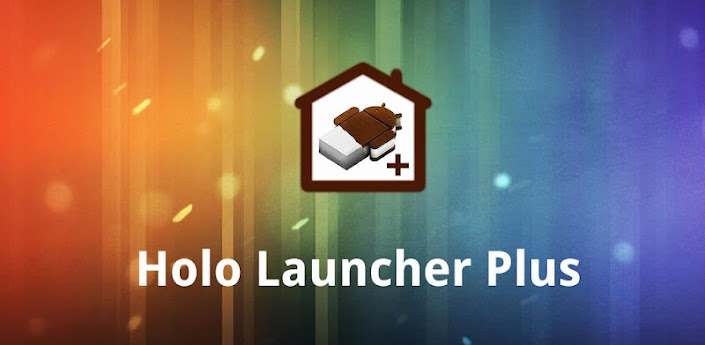 Holo Launcher Plus