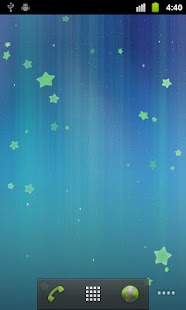 Stars Live Wallpaper Screenshot 2