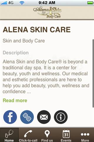 Alena Skin Care