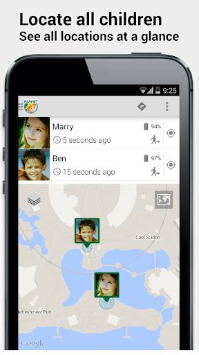 GPS Tracker Little Nanny