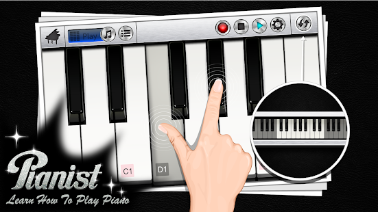 Piano +- screenshot thumbnail